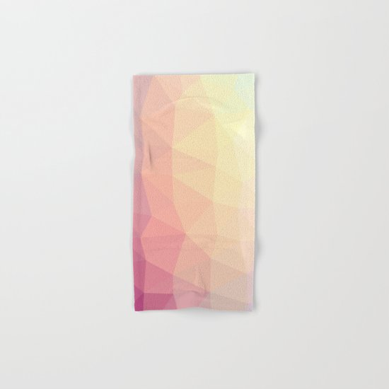 GEOMETRIC III Hand & Bath Towel