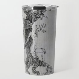 reborn with texture Travel Mug