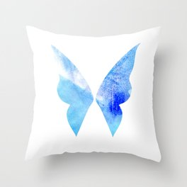 Ice Fairy Throw Pillow