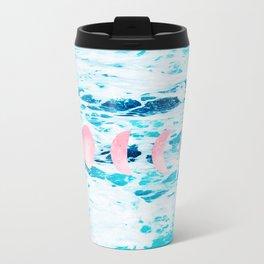 Beach Baby, Moon Baby Travel Mug