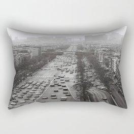Paris Landscape 2 Rectangular Pillow