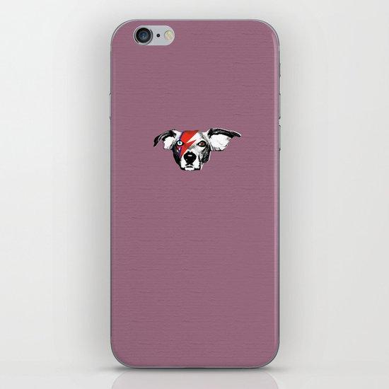THE BUDDIE x DAVID BOWIE iPhone & iPod Skin