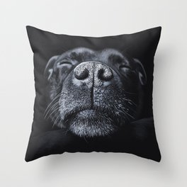 Sleep Well Throw Pillow