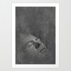 Surrender Art Print