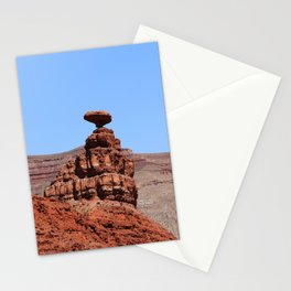 The Mexican Hat Rock Stationery Cards