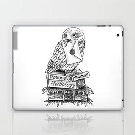 Hedwig On Books Laptop & iPad Skin