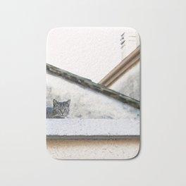 Cat on the Roof Bath Mat
