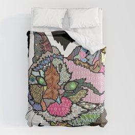 Mi Otra Gato Muerto Comforters