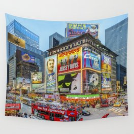 Times Square III Special Edition I Wall Tapestry