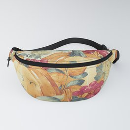 Vintage Thanksgiving 4 Fanny Pack