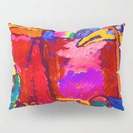 Wassily Kandinsky Improvisation V Pillow Sham