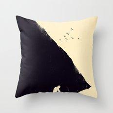 Freedom Seeker Throw Pillow