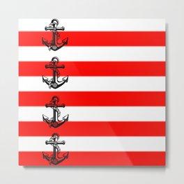 Nautical Dreams Metal Print
