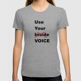 Use Your Voice T-shirt
