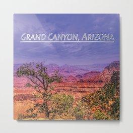 Grand Canyon, AZ, USA Metal Print