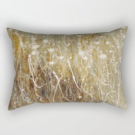 floral abstrakt Rectangular Pillow