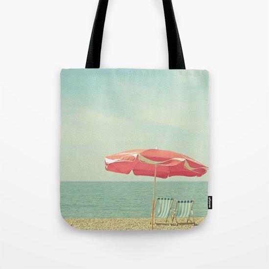 Deserted Beach Tote Bag