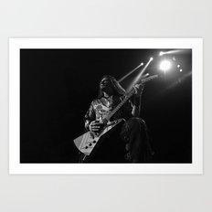 Hook Lights/5FDP Art Print