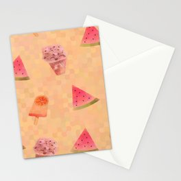 Sweet Treats Stationery Cards