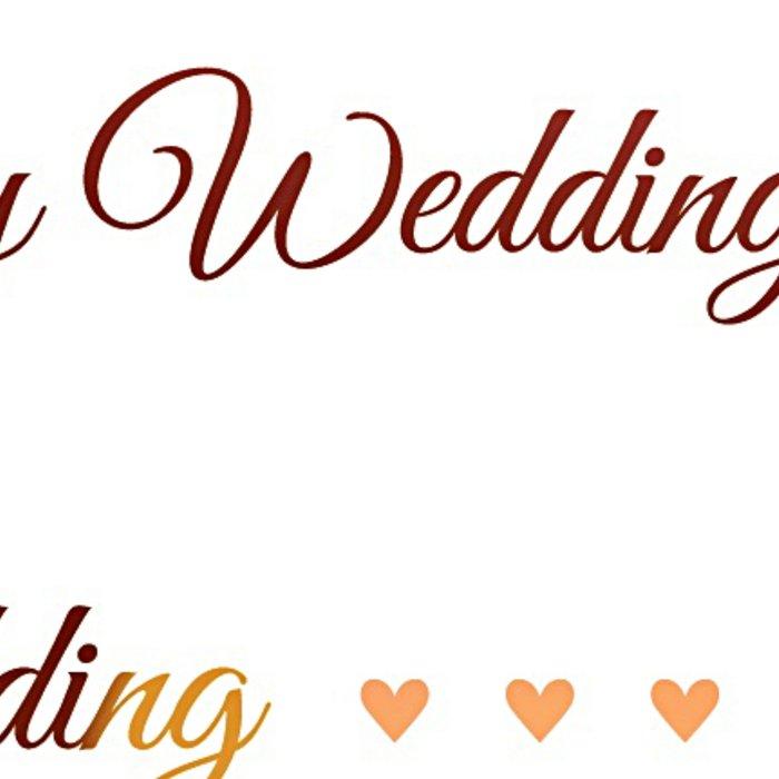 Gradient Wedding Pattern Leggings