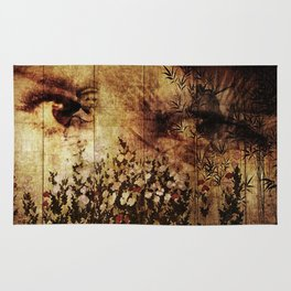 In Your Mothers Eyes Rug