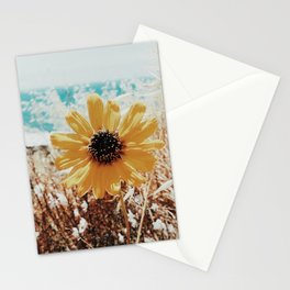 Yellow Hello Stationery Cards