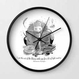 Hermione Granger Wall Clock