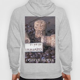 COFFEE & CORK Hoody