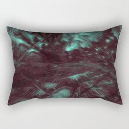 Stereoscopic Swim Rectangular Pillow