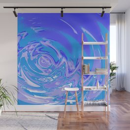 Color boxes Wall Mural