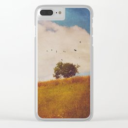 A Beautiful Afternoon Clear iPhone Case