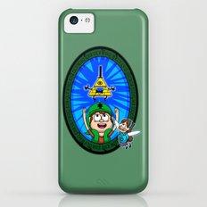 Gravity Falls: Hyrule Falls Slim Case iPhone 5c