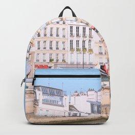 Bright Paris Backpack
