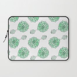 PATTERN II Succulent Life Laptop Sleeve