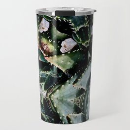 Succulents On Show No 2 Travel Mug