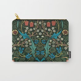 Blackthorn by William Morris, 1892 Carry-All Pouch