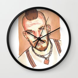 He's not always safe for work, but you're guaranteed something good with him! Wall Clock