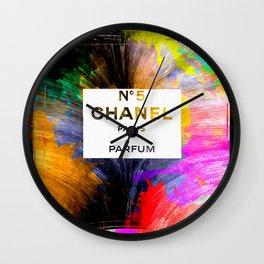 No 5 Wall Clock