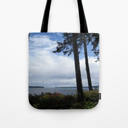 Pointe Trees 10 Tote Bag