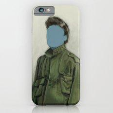 major blue Slim Case iPhone 6s