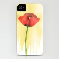 The Poppy Slim Case iPhone (4, 4s)