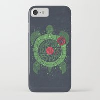nicki iPhone & iPod Cases featuring On Turtle BPM by Sitchko Igor