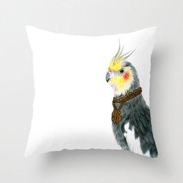 Sunny Bling Throw Pillow