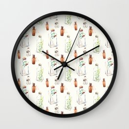 Witch's Brew 2 Wall Clock