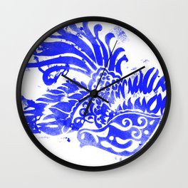 Fly Day or Night Wall Clock