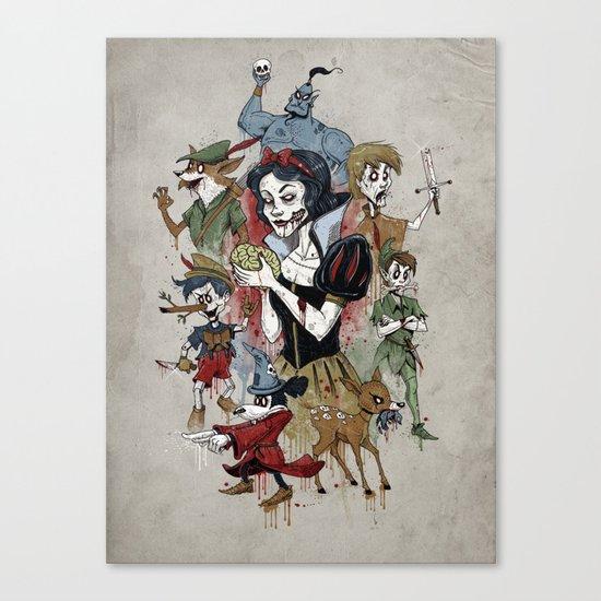The Return of The Classics Canvas Print