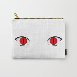 Demon Fox Eyes Carry-All Pouch