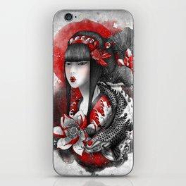 Mizu iPhone Skin