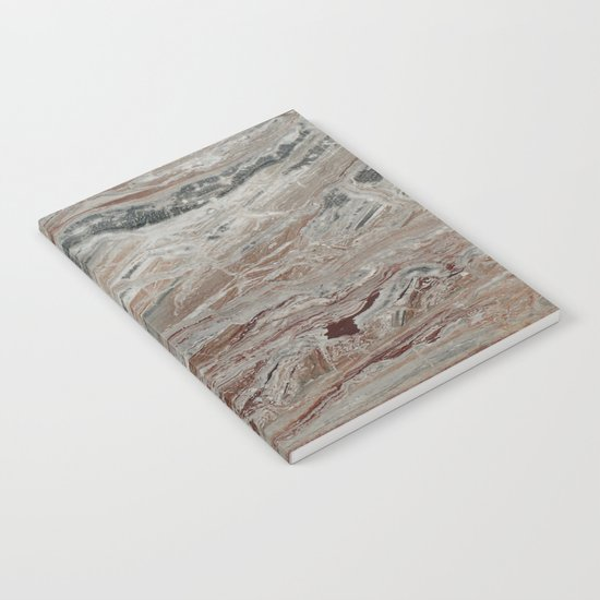 Arabescato-Orobico Fine Marble Notebook