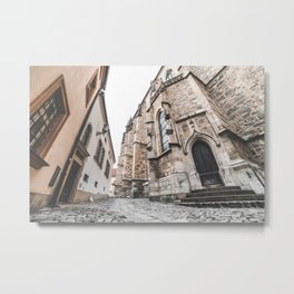cathedral st. Metal Print